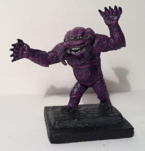 Umber Hulk Ready for Action!
