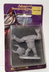 Umber Hulk in Package - $3.75 - now on eBay for $32 in same condition!