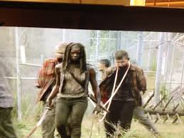 Michonne got her second set of