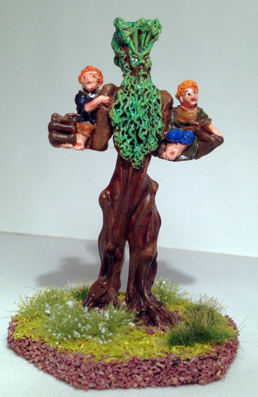 10 Treebeard completed