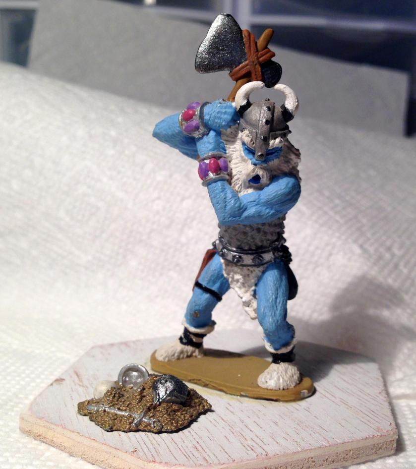 5 Frost Giant rebased with new axe (better)