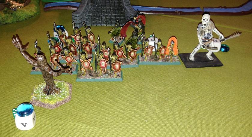 5 Graybeard attacks the Nightmare Legion