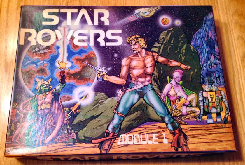 1 Star Rovers Box front
