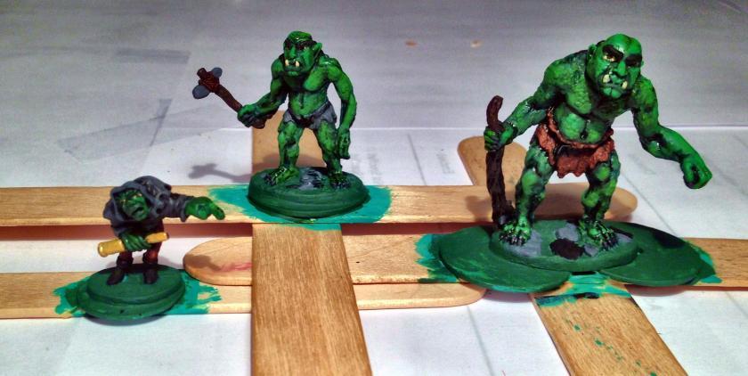 15 Troll Ballista crew painted (front)
