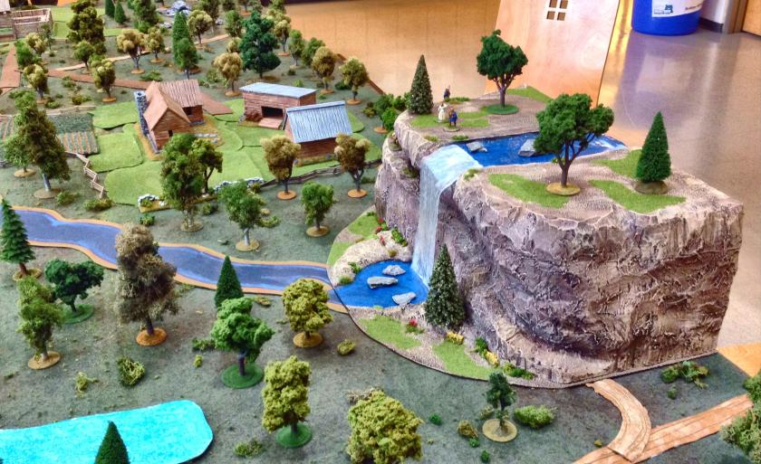 3 04302016 HARCON Muskets & Tomahawks battlefield 2