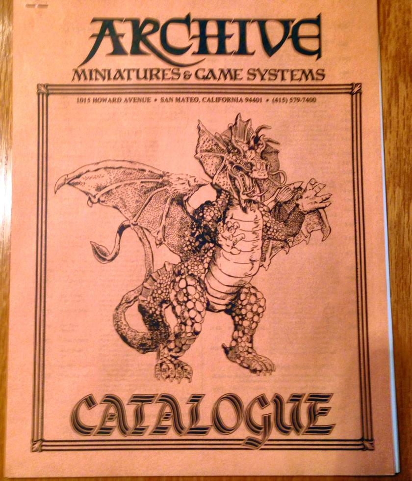 8 Archive 1981 catalogue