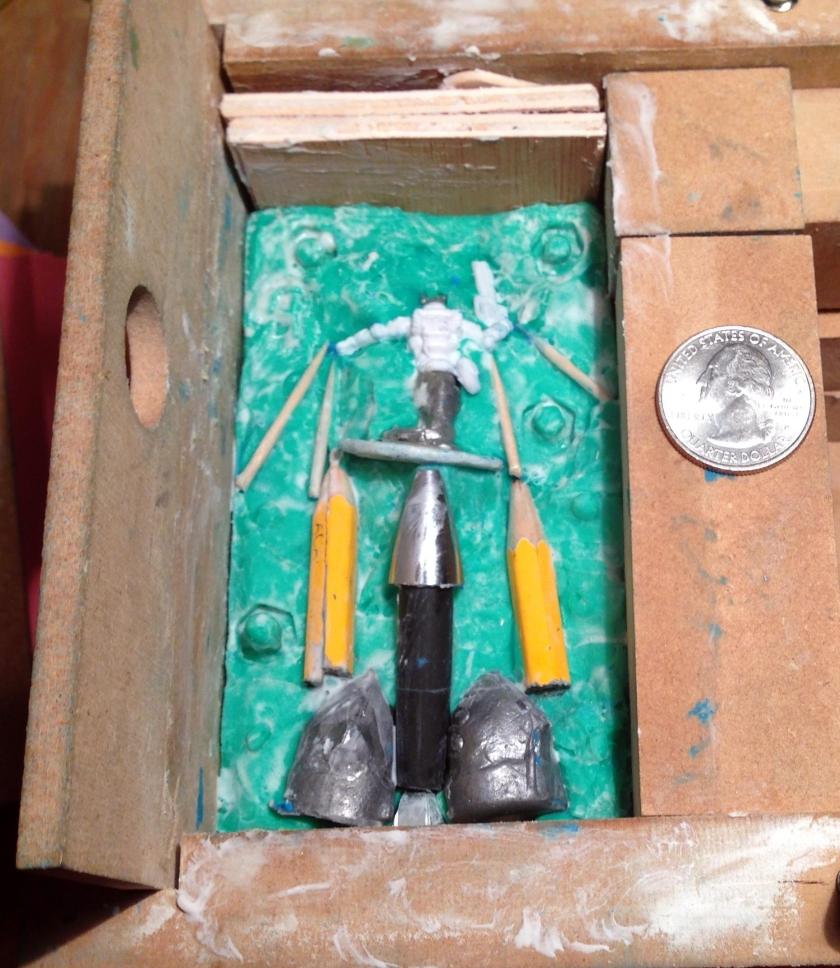 4b second mold half Converted Rooman