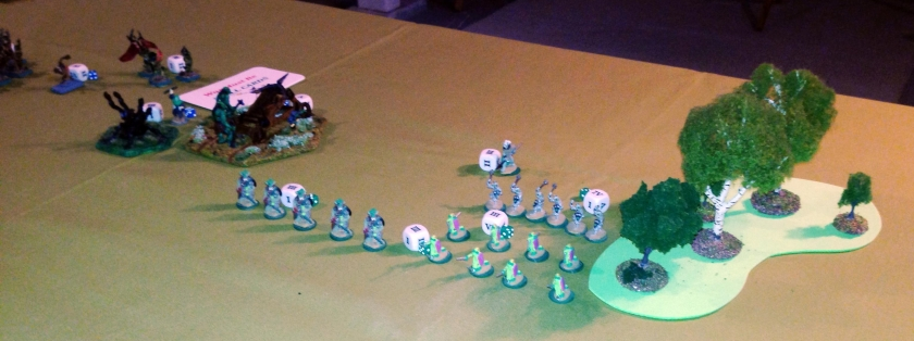 4 the attackers right flank from defenders view set up