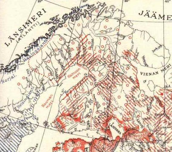 What was going on in Finland During the Viking Age?  Are the Finns descended from or related to the Vikings?