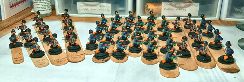 21 Completed base coat