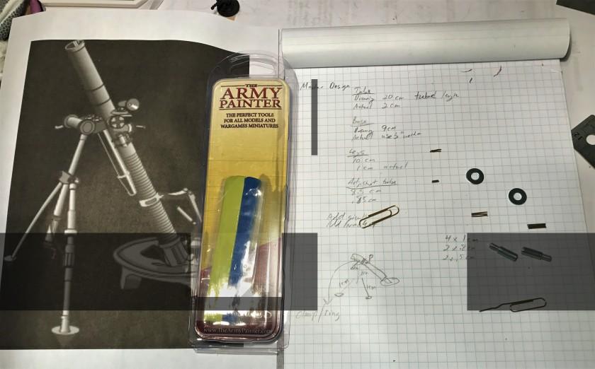 3 Mortar design notes
