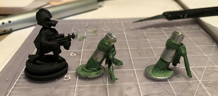6 mortars start side