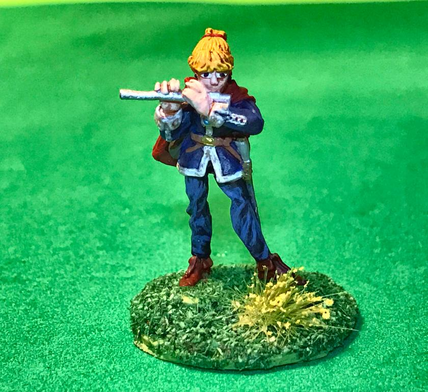 8 Bard finished, front