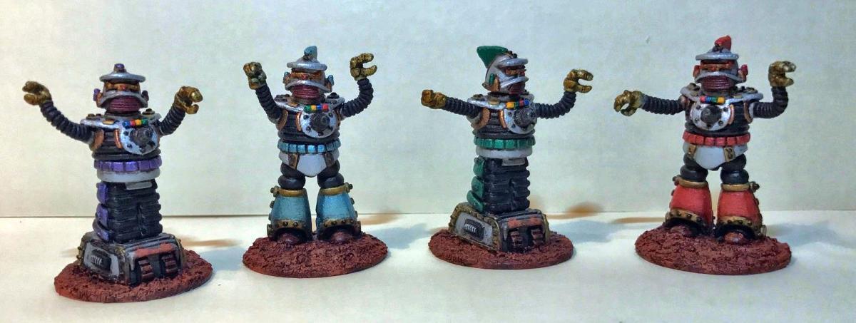 Khang Robots