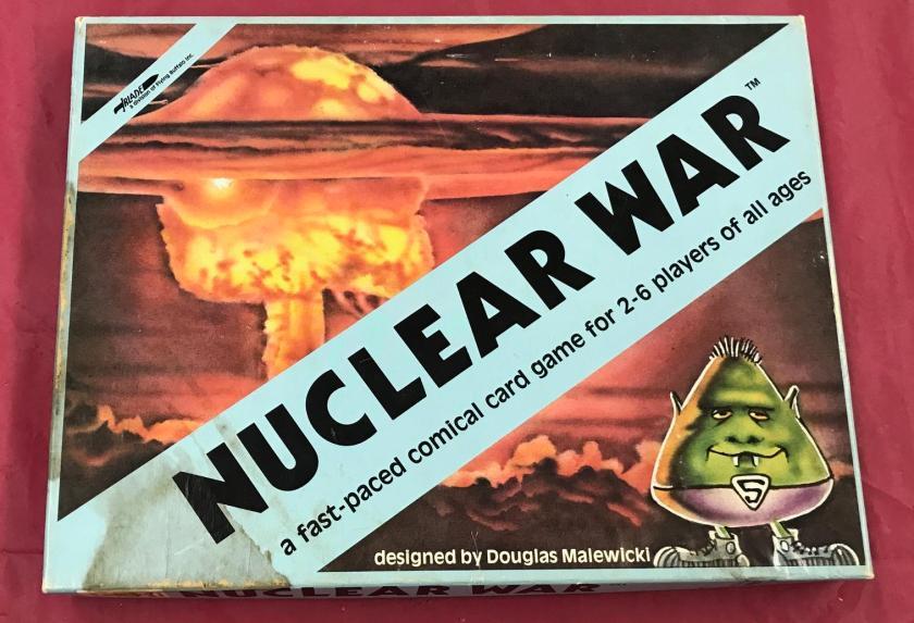 1 Nuclear War