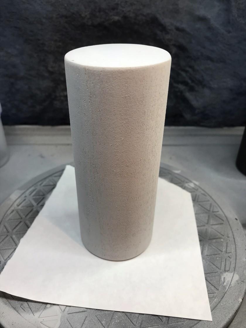 1 - 2 inch dowel unpainted