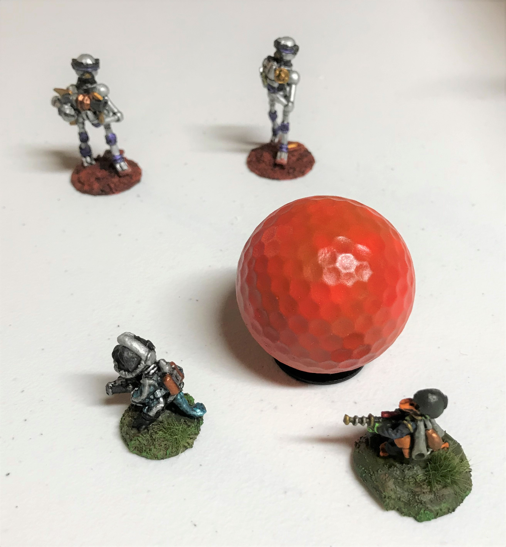 6 ball and bots