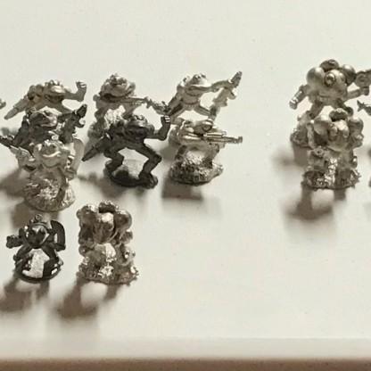 5 Platoon assembled