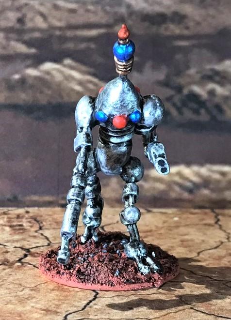 14 Juggerbot front side