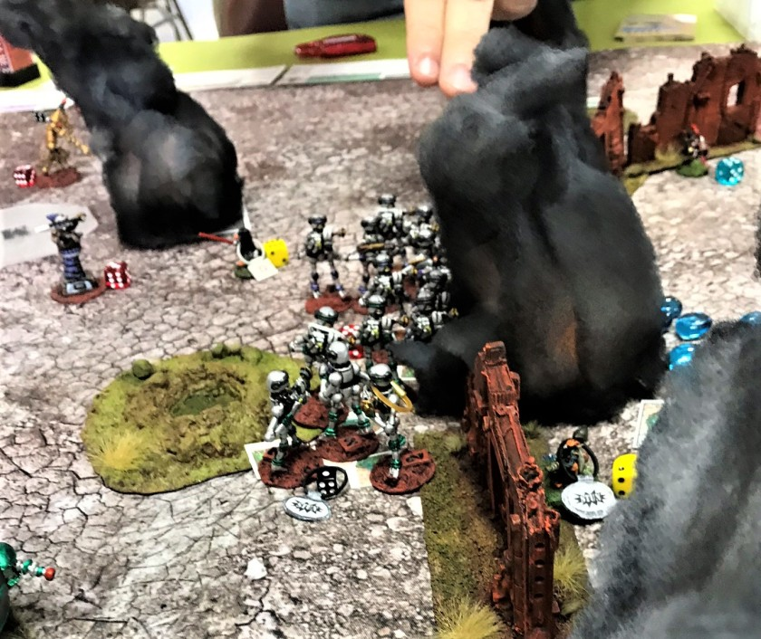 11 stopping the Warbots