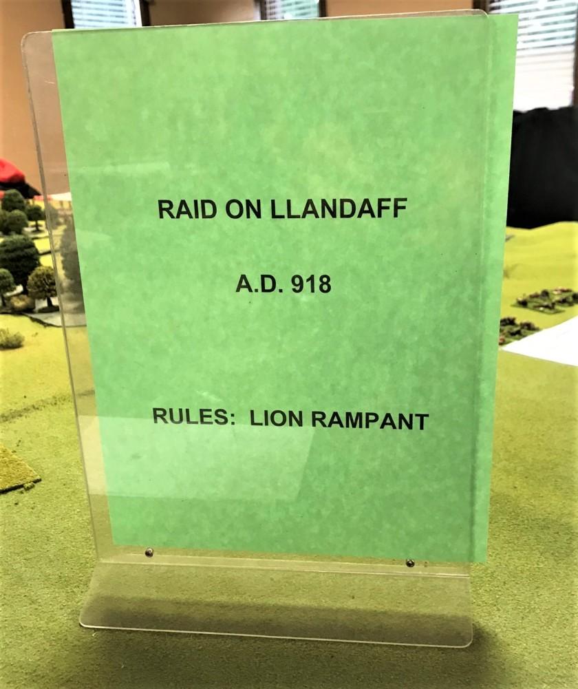 13 Lion Rampant
