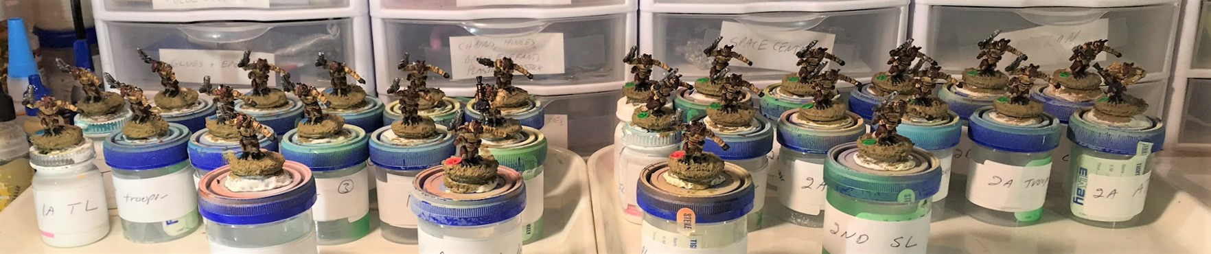 15 platoon initial bases