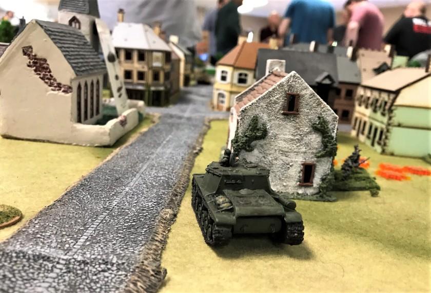 35 What a Tanker ISU152 takes out jagdpanzer IV