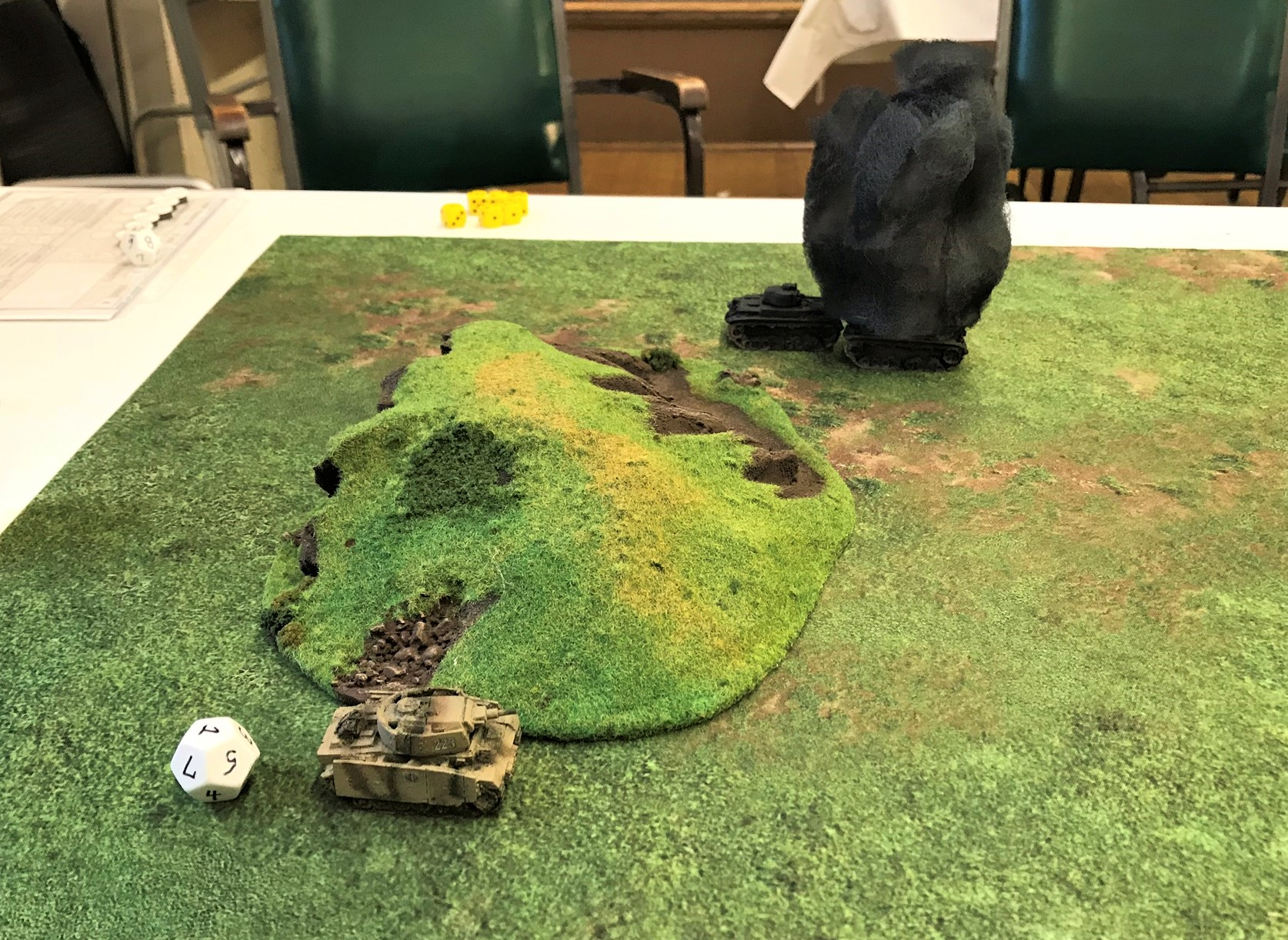 1 Mike's Panzer IV death