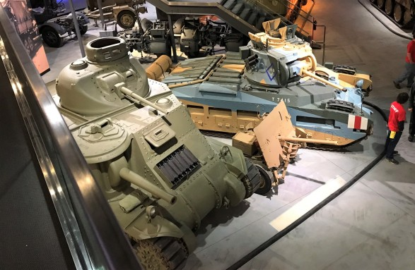 An M3 Lee or a Grant
