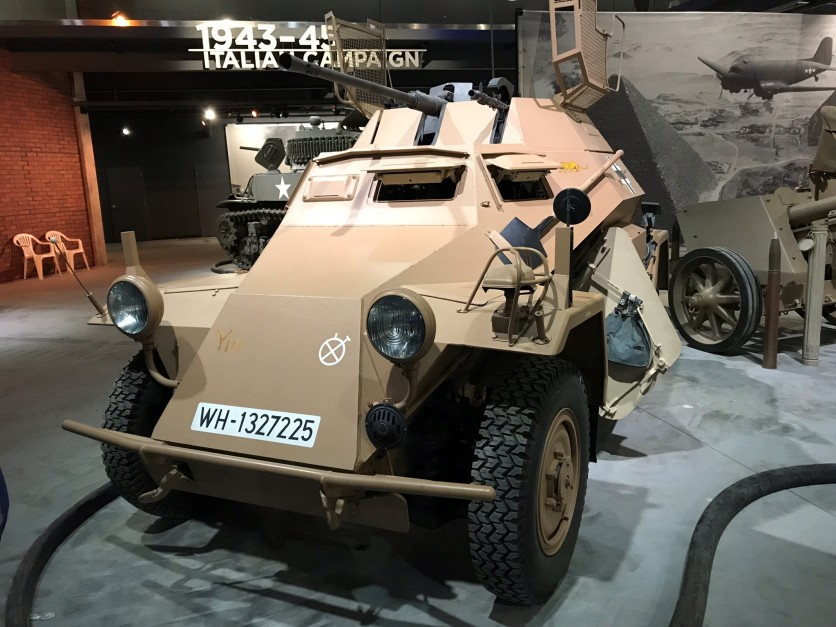 German Scout car