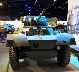 Daimler armored car