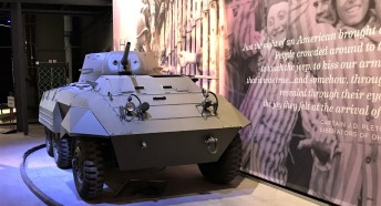 M8 Greyhound armored car