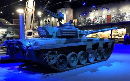 T-72 side shot