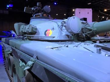 T-72 turret
