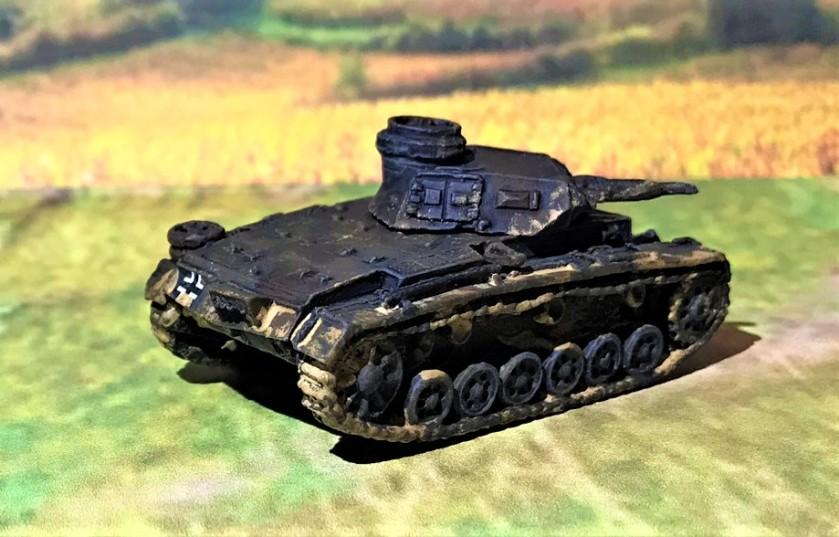 18 Pz IIIE back