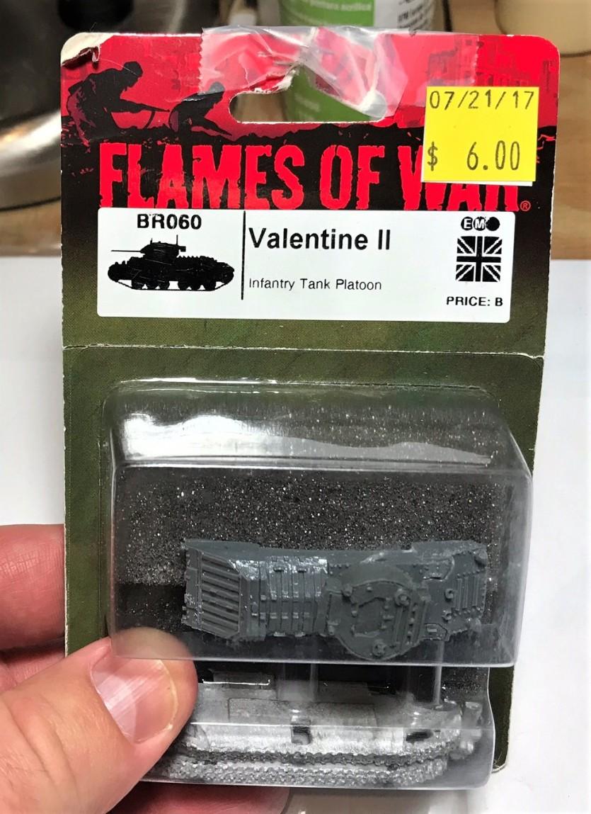 """Valentine II in blister another Massachusetts """"BAHGIN"""""""