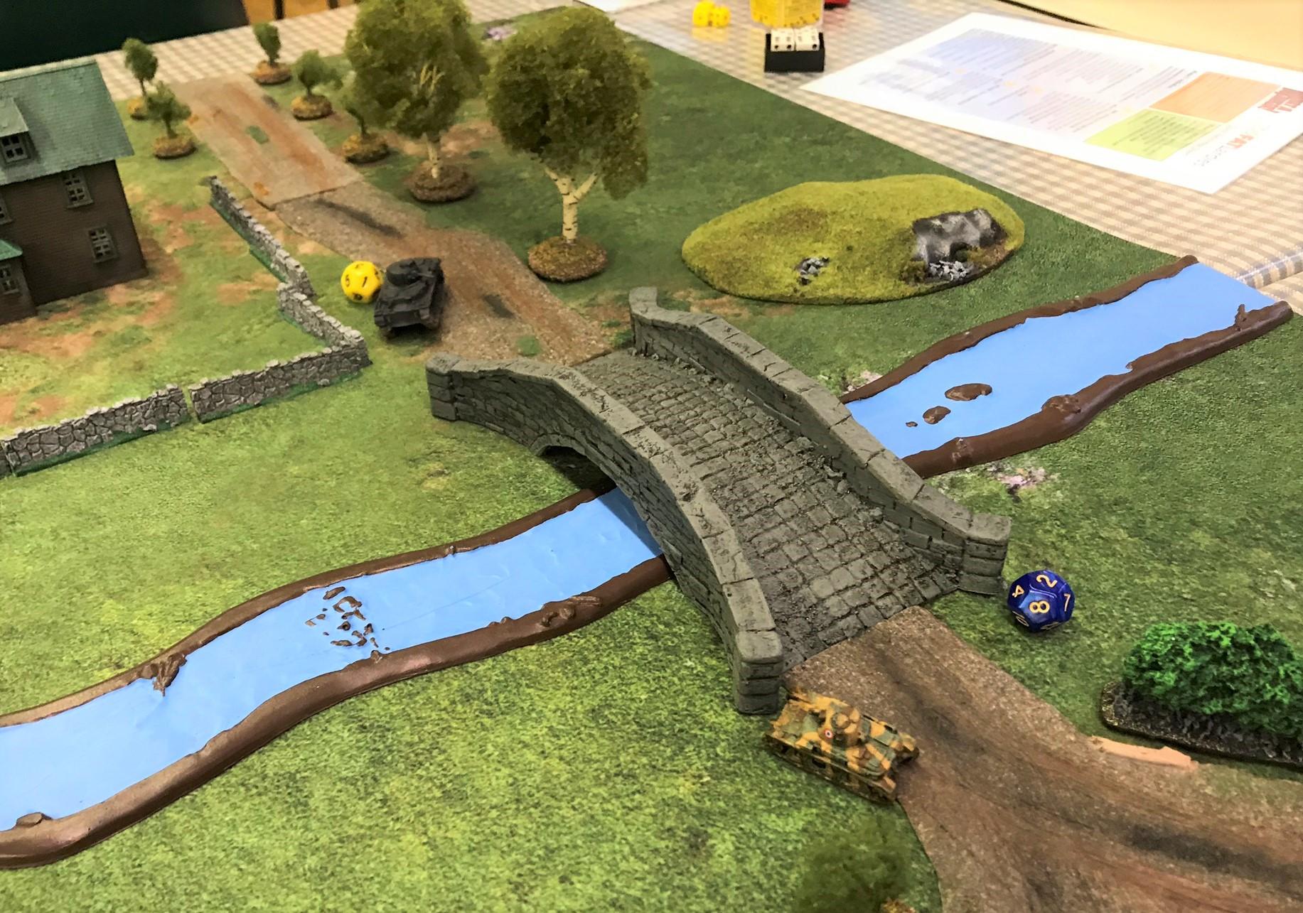 4 r35 maneuvers against pz ivd