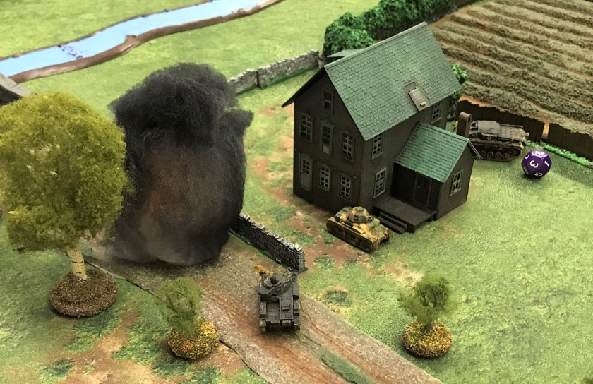 7 r35 between a rock and a hard place, or a stug and a pz iic