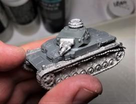 Assembled Panzer IVD