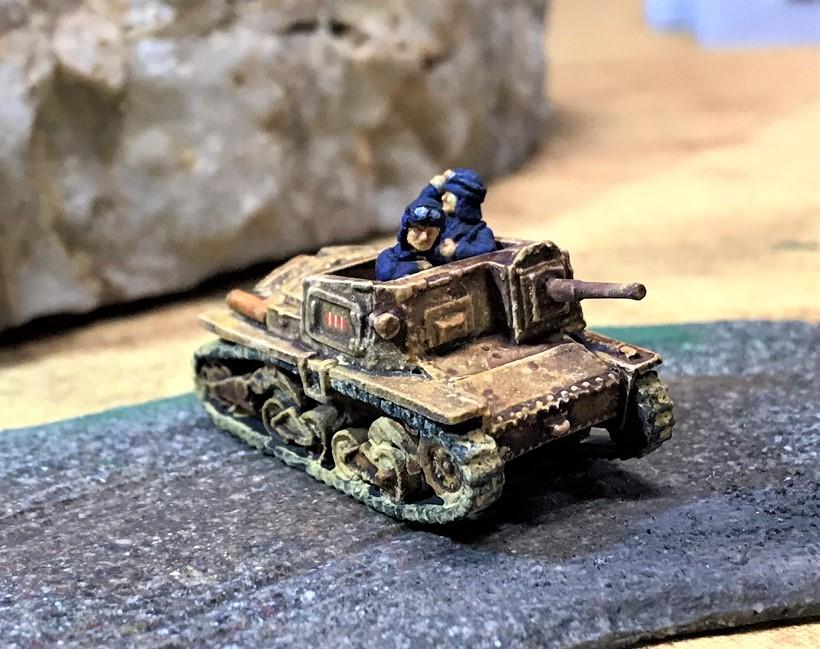 5 Semovente 47-32 front shot