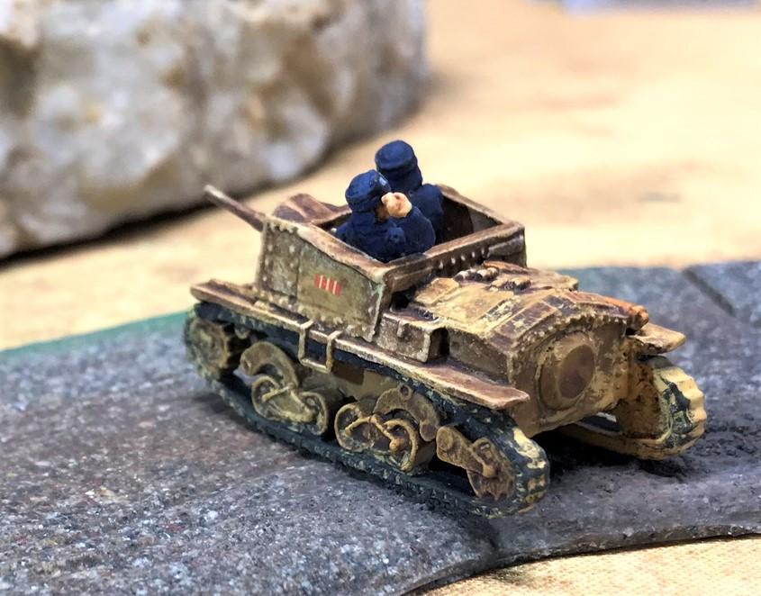 6 Semovente 47-32 rear shot