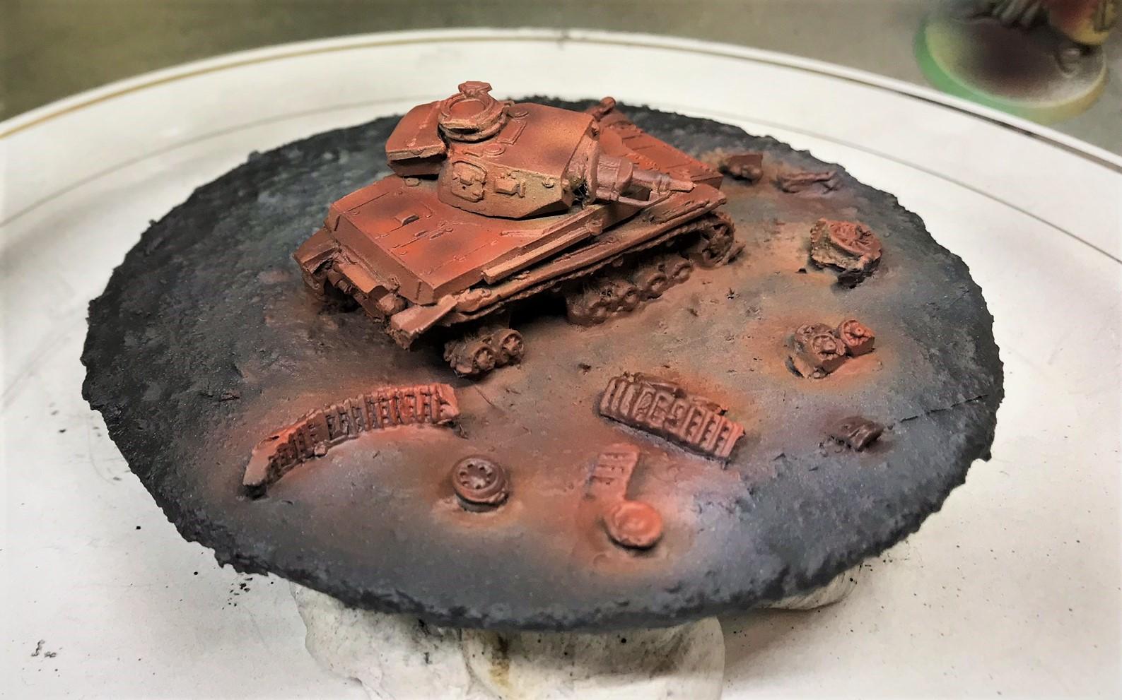 7 early rust