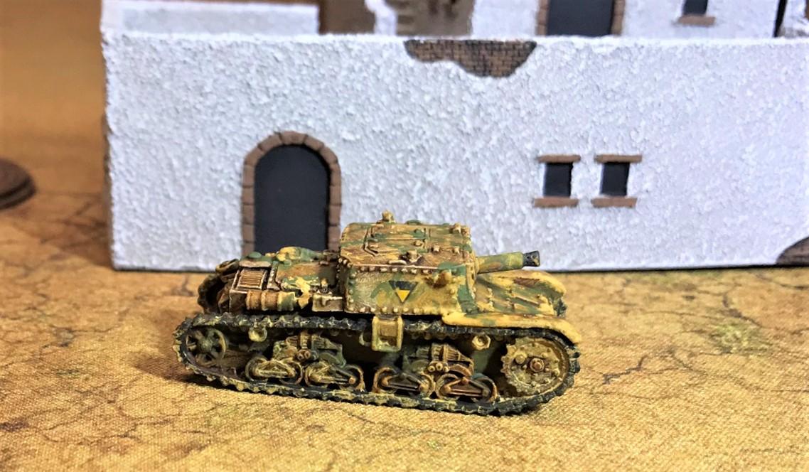 7 Semovente 75-18 side shot
