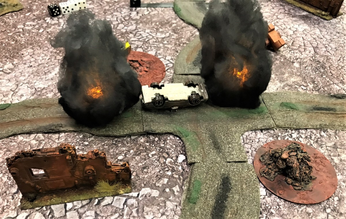 GASLANDS Game at Mass Pikemen