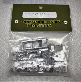 A bag of early war Italian tanks
