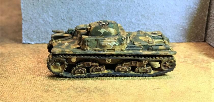 6 Australian M11 39 left side