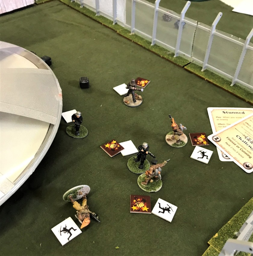 9b moving towards the Nazi Zombies and their objectives
