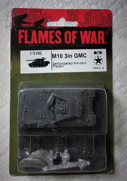 M10 in blister