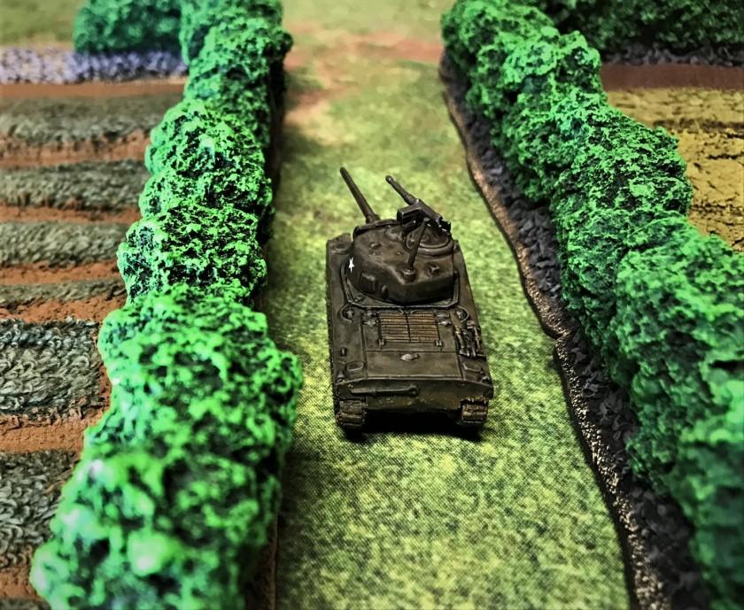 10 M4A2 rear