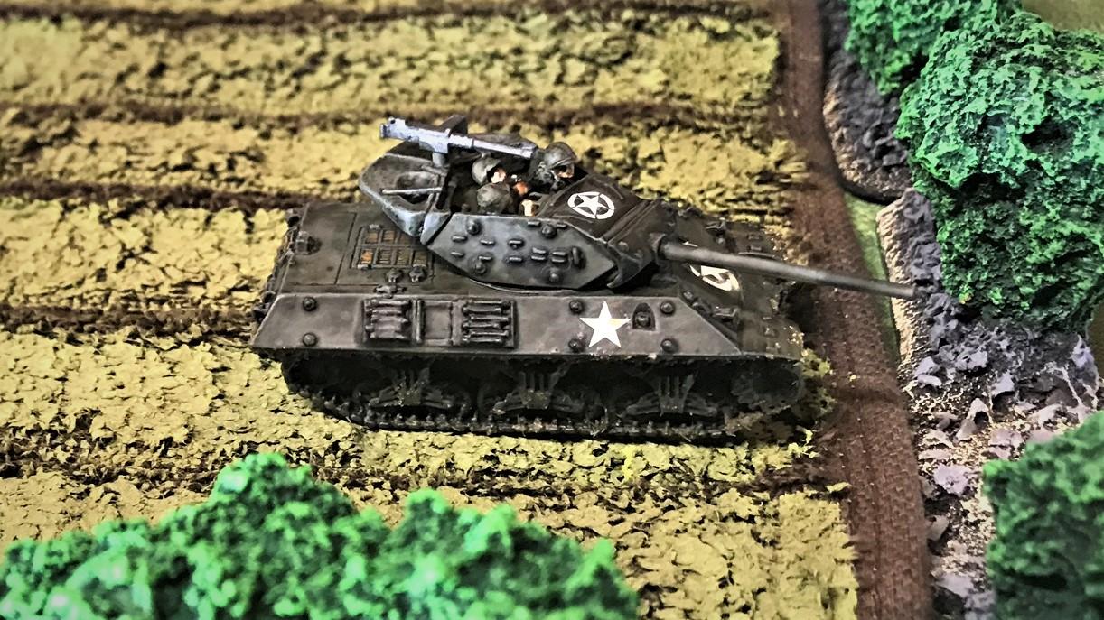 11 M10 in field side view